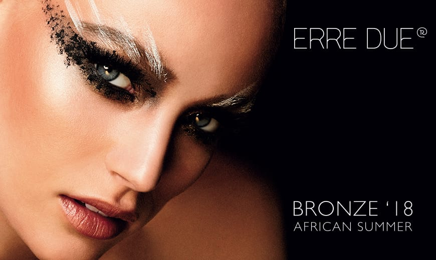 WHEN IN AFRICA….BRONZE '18: AFRICAN SUMMER COLLECTION