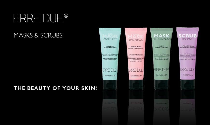 MASKS & SCRUBS: The Beauty Of Your Skin…!