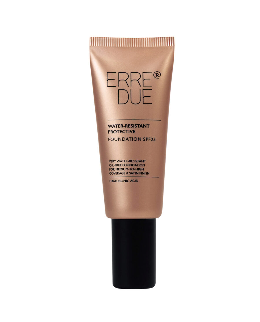 WATER-RESISTANT PROTECTIVE FOUNDATION SPF25