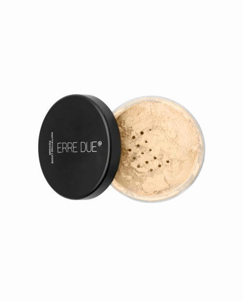 MATTIFYING LOOSE POWDER
