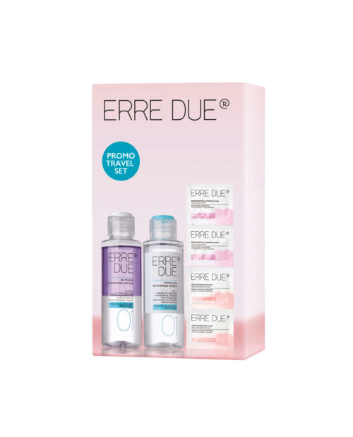 PROMO TRAVEL SET PINK