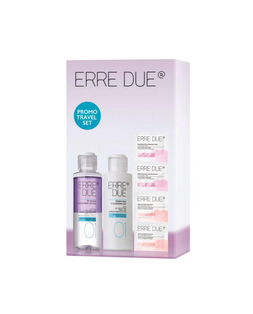 PROMO TRAVEL SET PURPLE