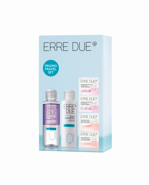 PROMO TRAVEL SET BLUE