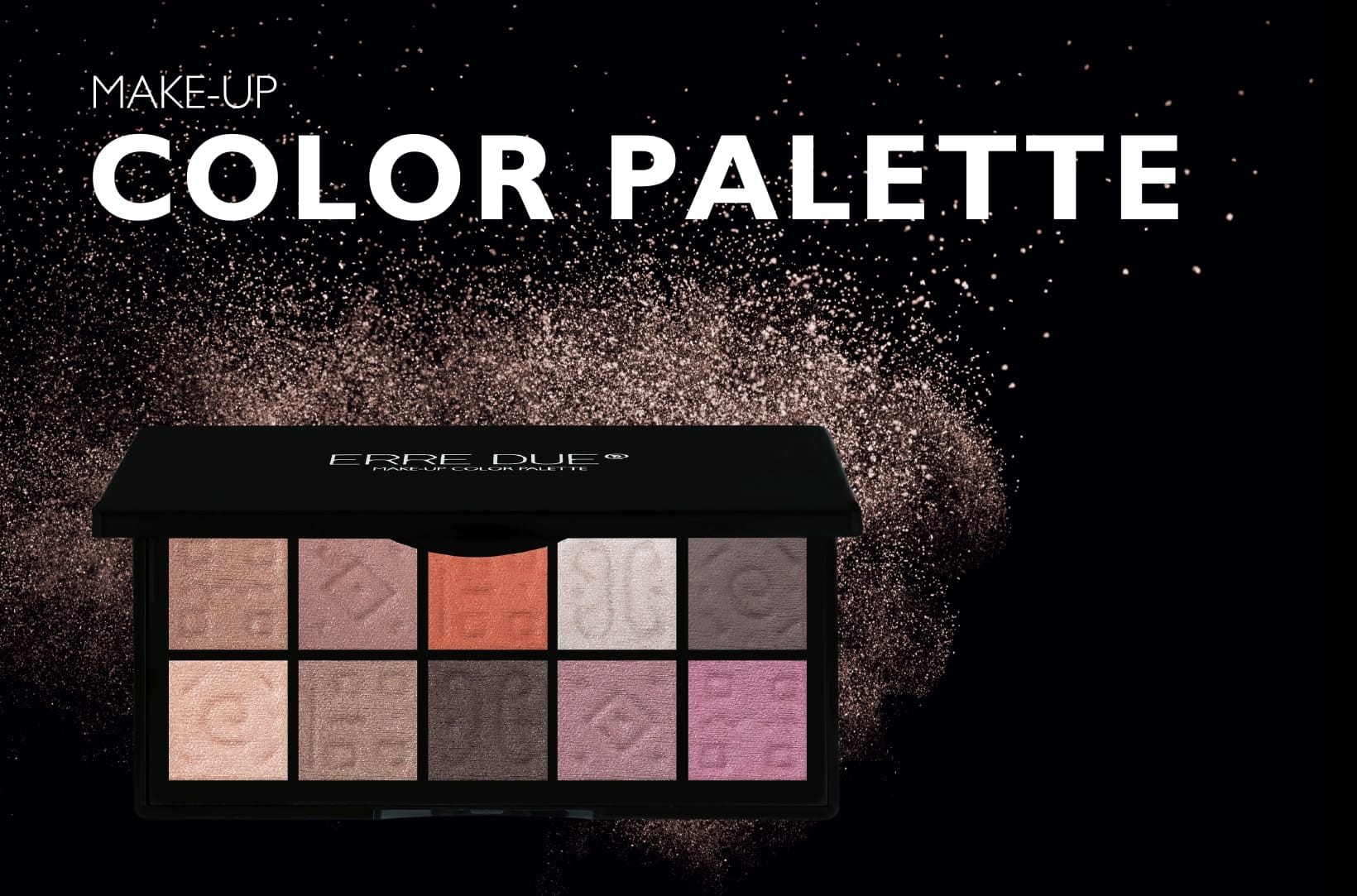 Make-Up Color Palette