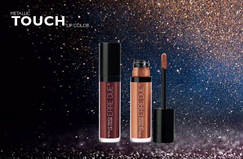 Metallic Touch Lip Color
