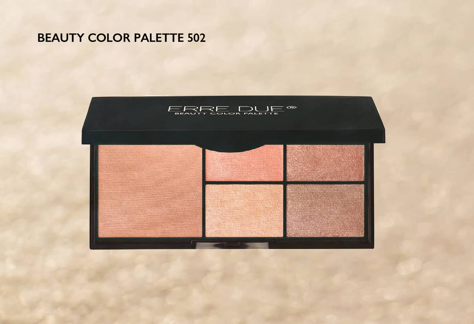 BEAUTY COLOR PALETTE 502
